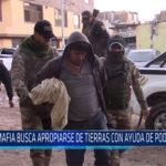 """Chiclayo: """"Mafia busca apropiarse de tierras con ayuda de poder político"""""""
