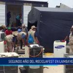 Chiclayo: Segundo año del Reciclafest en Lambayeque