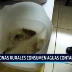 Chimbote: Zonas rurales consumen aguas contaminadas