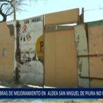 """Piura: Aldea """"San Miguel"""" en abandono"""