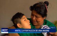 Trujillo: Anita la fortaleza de una madre