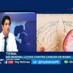 Chiclayo: Día Mundial lucha contra el cáncer de mama