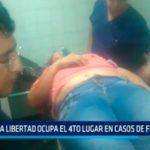 La Libertad ocupa el 4° lugar en casos de feminicidio
