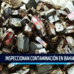 Chimbote: Inspeccionan contaminación en Bahía