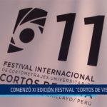 """Chiclayo: Comenzó XI edición festival """"Cortos de Vista"""""""