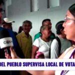 Iquitos: Defensoría del Pueblo supervisa local de votación