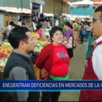 Chiclayo. Encuentran deficiencias en mercados de la Victoria