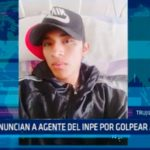Denuncian a agente del INPE por golpear a recluso