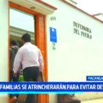 La Libertad: Ochocientas familias se atrincherarán para evitar desalojo