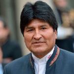 Nace el político Evo Morales