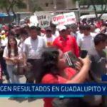 Exigen resultados en Guadalupito y Virú