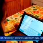 Usan Facebook y anuncios laborales para captar a víctimas