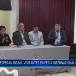 Chiclayo: Esperan 100 mil visitantes en Feria Internacional del Libro