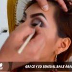 Grace y su sensual baile árabe