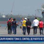 Grupo Romero toma el control de puerto de Salaverry