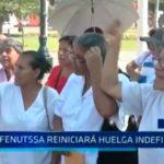 FENUTSSA reiniciará huelga indefinida