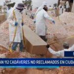 México: Inhuman 112 cadáveres no reclamados en ciudad Juárez