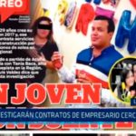 La Libertad: Investigarán contratos de empresario cercano a APP