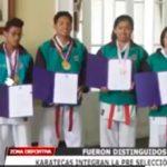 Karatecas integran la pre selección de karate