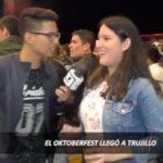 El octoberfest llegó a Trujillo