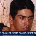 Tumbes: «Los piratas del puerto Pizarro» fueron capturados
