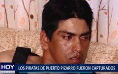 """Tumbes: """"Los piratas del puerto Pizarro"""" fueron capturados"""
