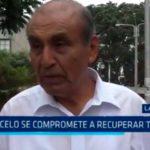 La Libertad: Marcelo se compromete a recuperar Trujillo