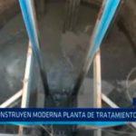 Construyen moderna planta de tratamiento en Laredo