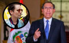 Ciudadano peruano le pide a Martín Vizcarra que traiga a Muse al Perú