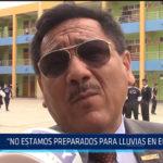 """Chiclayo:  """"No estamos preparados para lluvias en el 2019"""""""