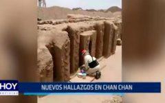 Nuevos hallazgos arqueológicos en ciudadela de Chan Chan