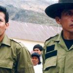 Ollanta Humala se levanta en armas contra Alberto Fujimori