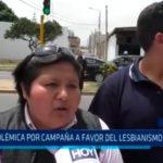 Polémica por campaña a favor del lesbianismo en colegio