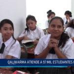 Chiclayo: Qaliwarma atiende a 97 mil estudiantes más