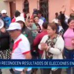 La Libertad: No reconocen resultados de elecciones en Trujillo