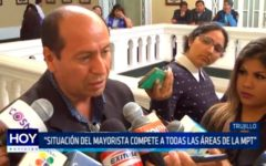 """""""Situación del Mayorista compete a todas las áreas de la MPT"""""""