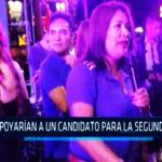 Chimbote: Apoyarían a un candidato para la segunda vuelta