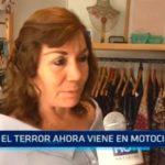 Trujillo: El terror ahora viene en motocicleta