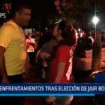 Brasil: Enfrentamientos tras elección de Jair Bolsonaro