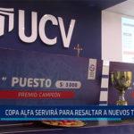 Chiclayo: Copa Alfa servirá para resaltar nuevos talentos