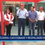 Vizcarra: Cuestionado y respaldado en La Libertad