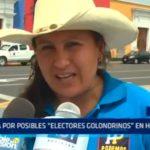 """Alerta por posibles """"Electores golondrinos"""" en Huanchaco"""
