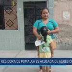 Chiclayo: Regidora de Pomalca es acusada de agresión a niña