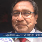 Chiclayo: Lluvias podrían afectar turismo en Túcume
