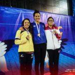 Continua la segunda fecha de eliminaciones en el Sudamericano Natación 2018