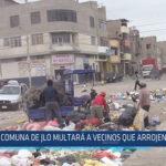 Chiclayo: Comuna de JLO multará a vecinos que arrojen basura