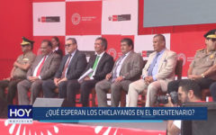 Chiclayo: ¿Qué esperan los chiclayanos en el bicentenario?