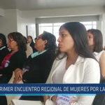 Chiclayo: Primer encuentro regional de mujeres por la igualdad