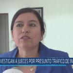 Chiclayo: Investigan a jueces por presunto tráfico de influencias