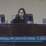 """Chiclayo: Condenan a implicado en red criminal """"El gran Chaparral"""""""
